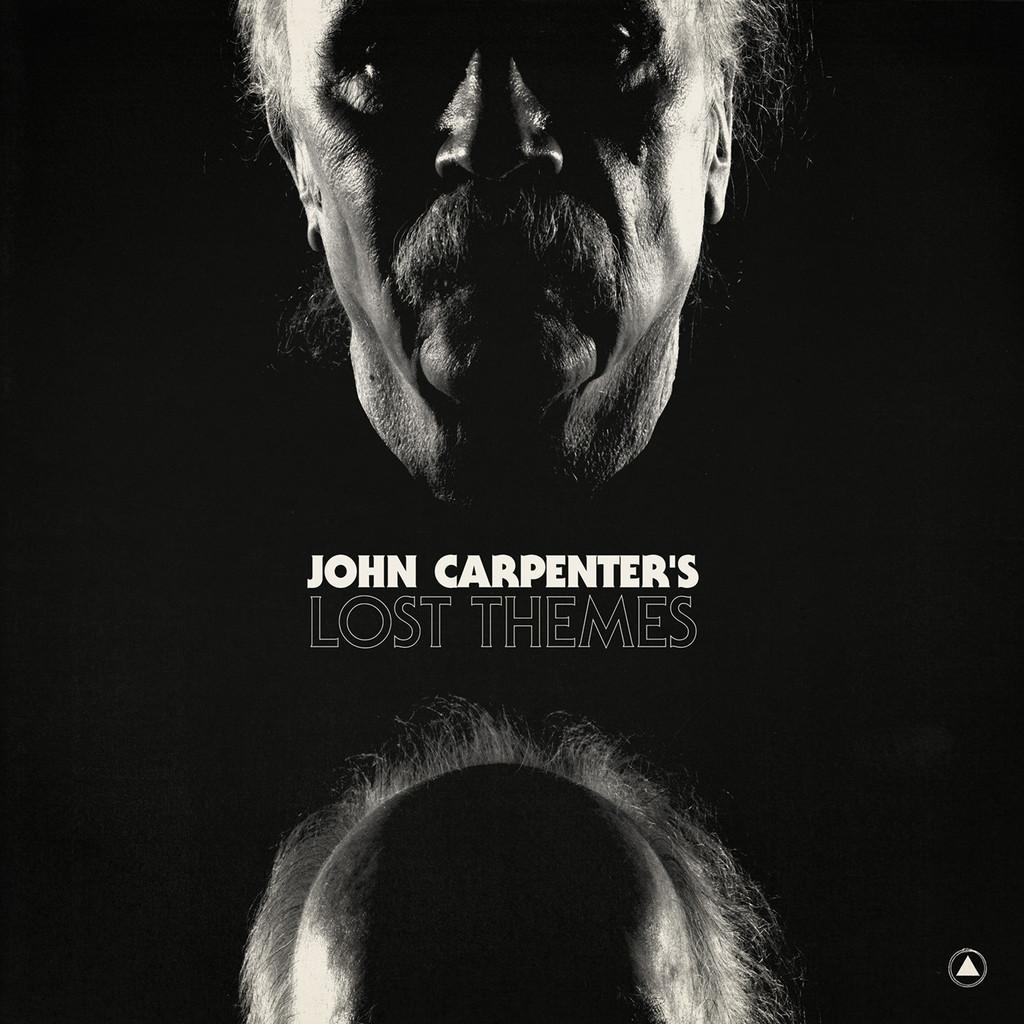 John Carpenter Lost Themes cover