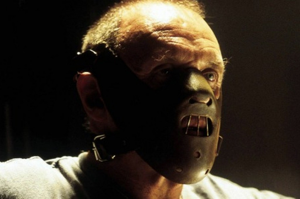 Silence of the Lambs Hannibal Lecter mask