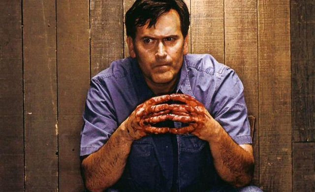 Ash Williams Blood