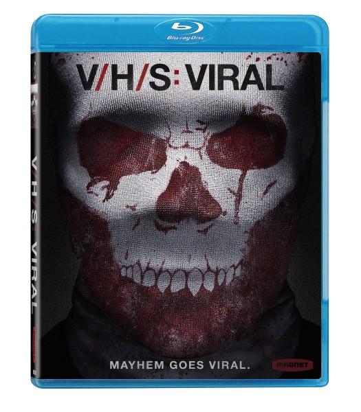 VHS Viral Blu-ray