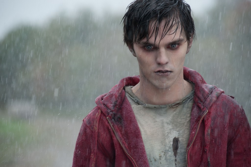 Warm Bodies Zombie Holt