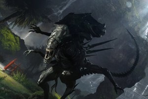 Alien 5 Concept Art