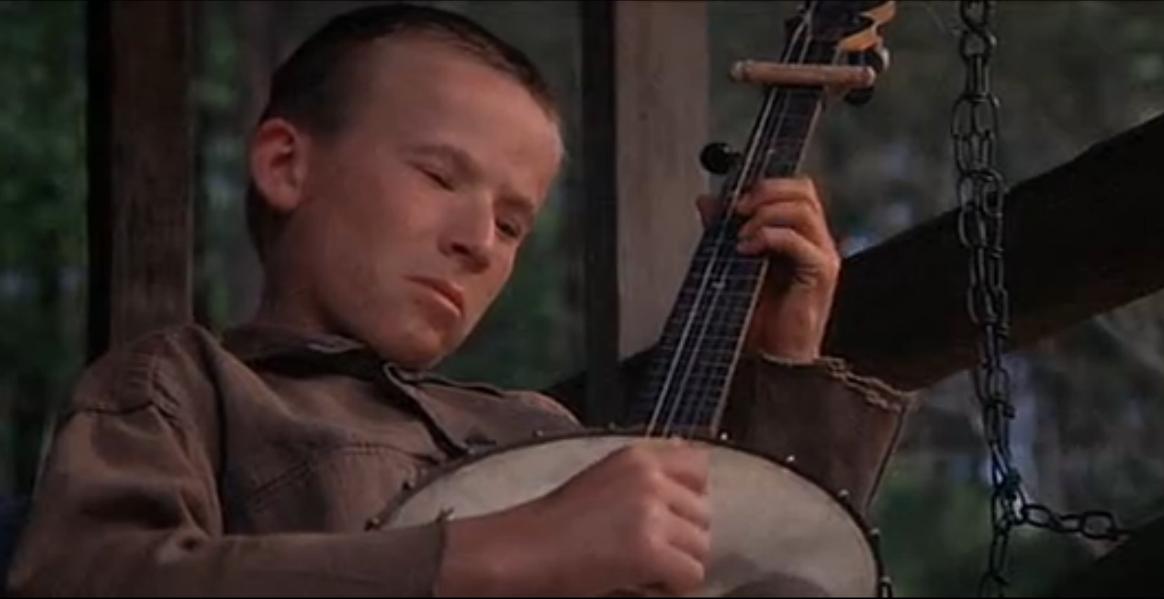 deliverance banjo