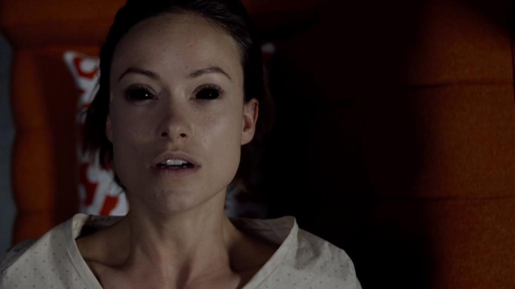 The Lazarus Effect Olivia Wilde Black Eyes