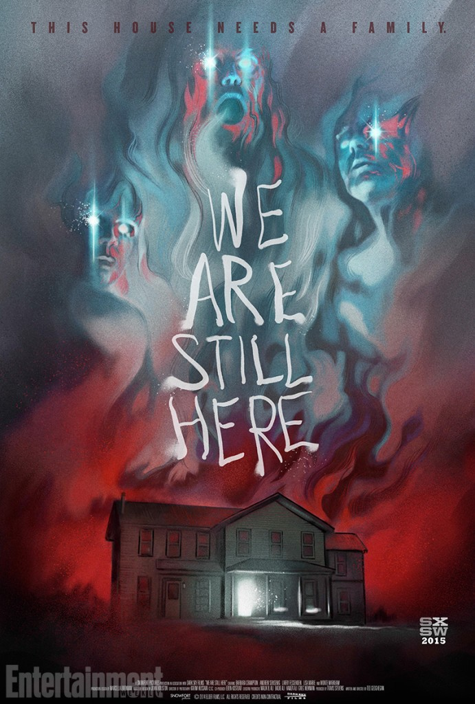 sxsw we are still here poster
