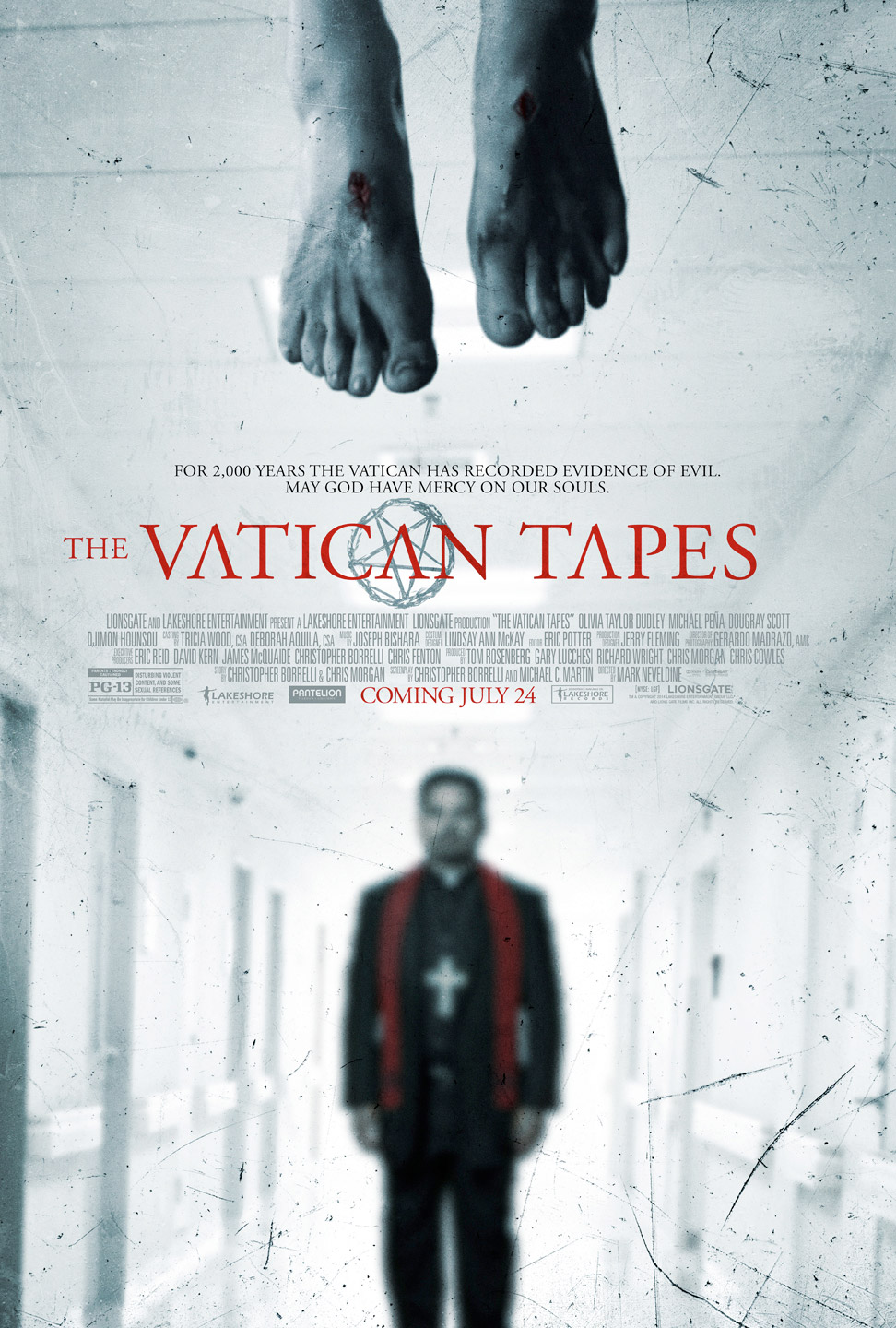 vatican tapes poster