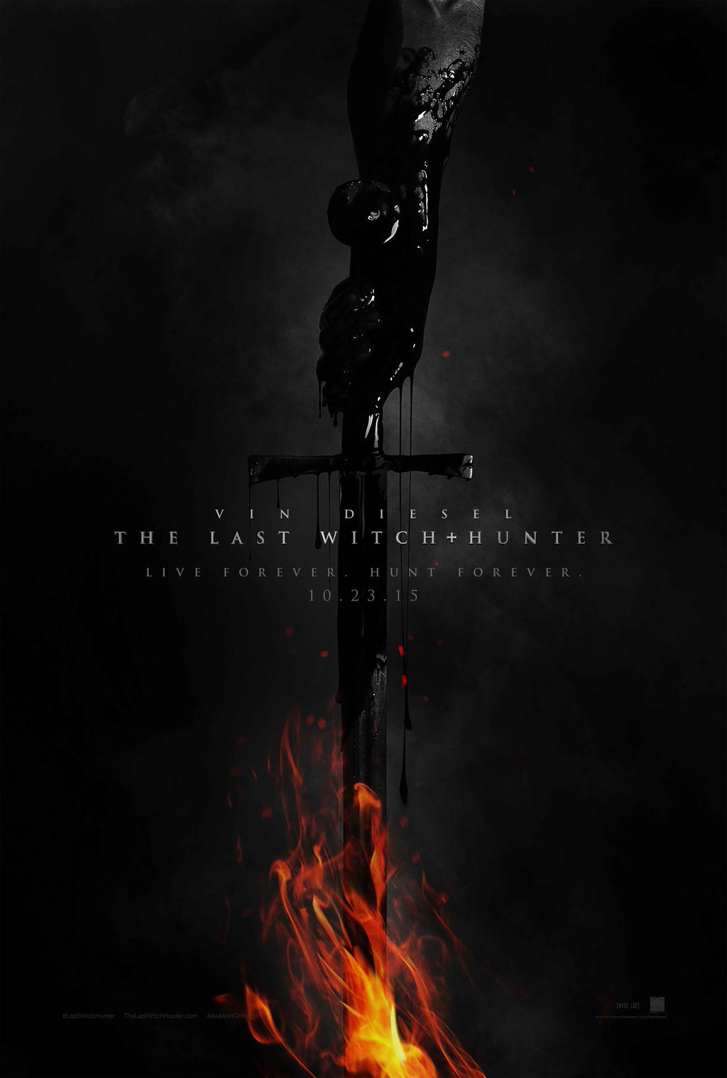 witch hunter poster