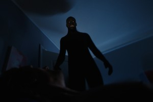 The Nightmare Shadow Figure