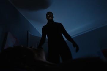 The Nightmare Shadow Figure