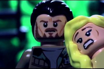 LEGO meets Maggie