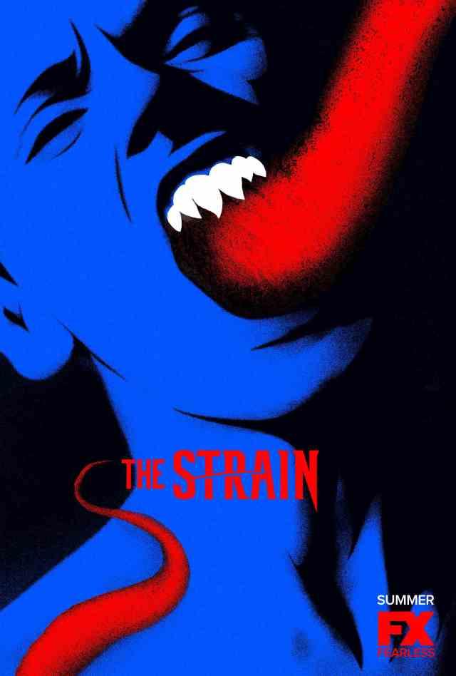 strain poster