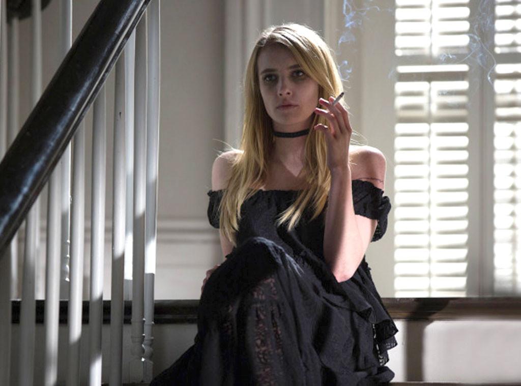 Emma Roberts american horror story