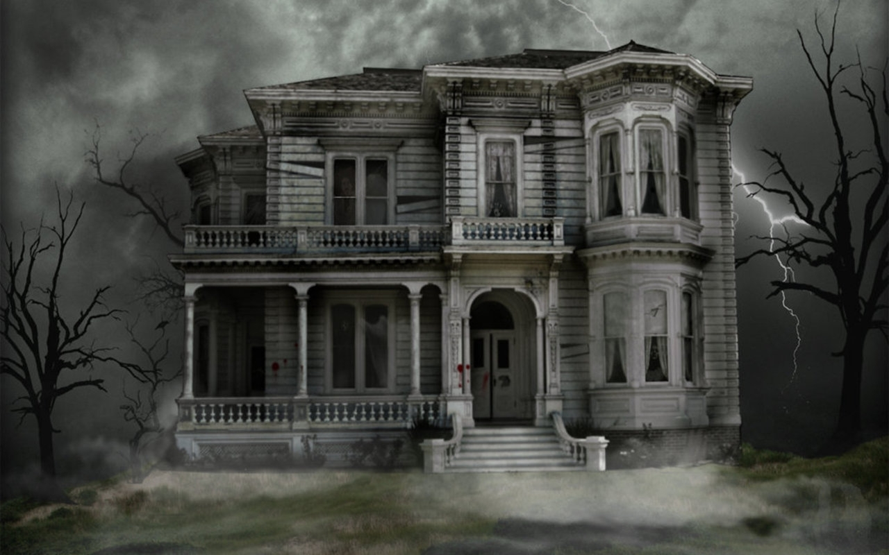 Fox searchlight developing haunted house movie from 80 year old magazine article for Classic haunted house movies