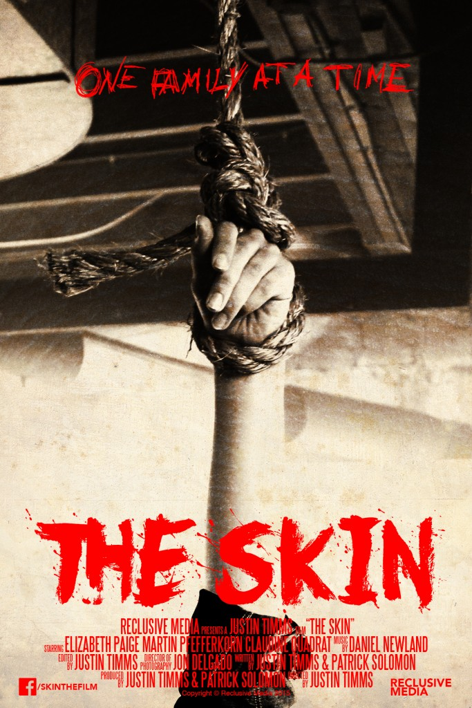 The Skin Short Film